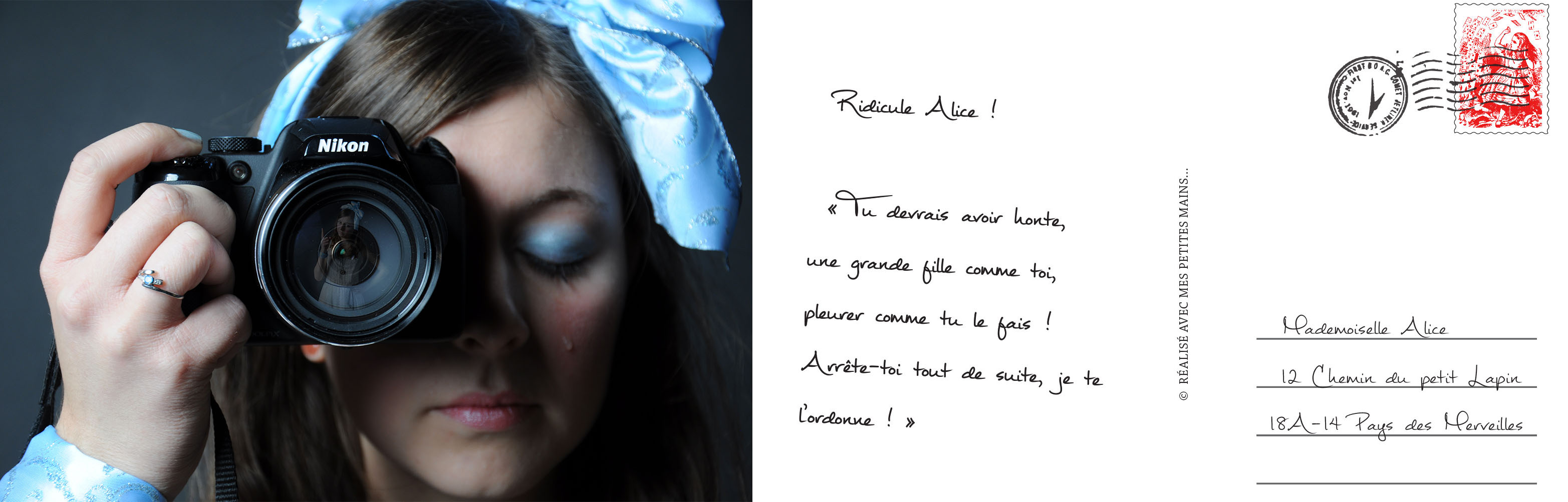 3 - Ridicule Alice